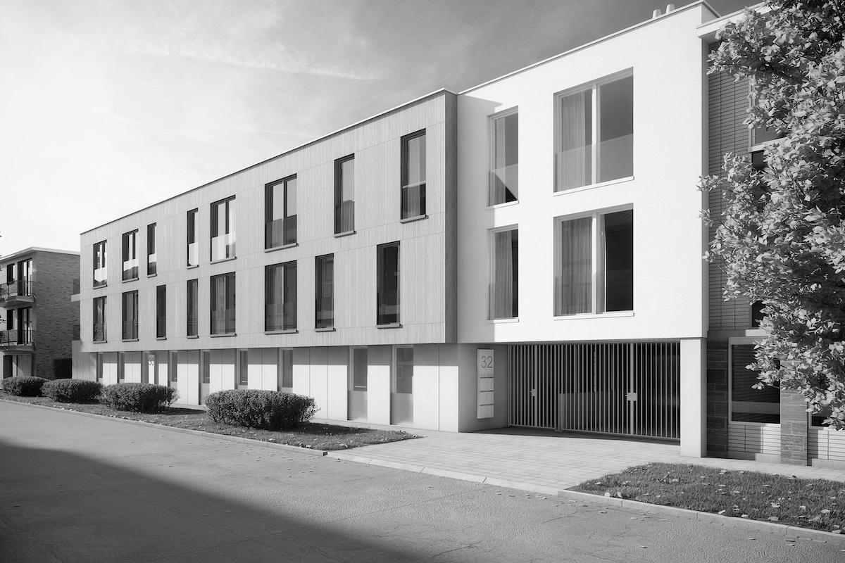 Rijschool Eeman te Brasschaat maakt plaats voor wooncomplex