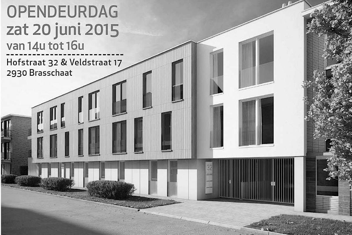 Opendeurdag in project UniT te Brasschaat