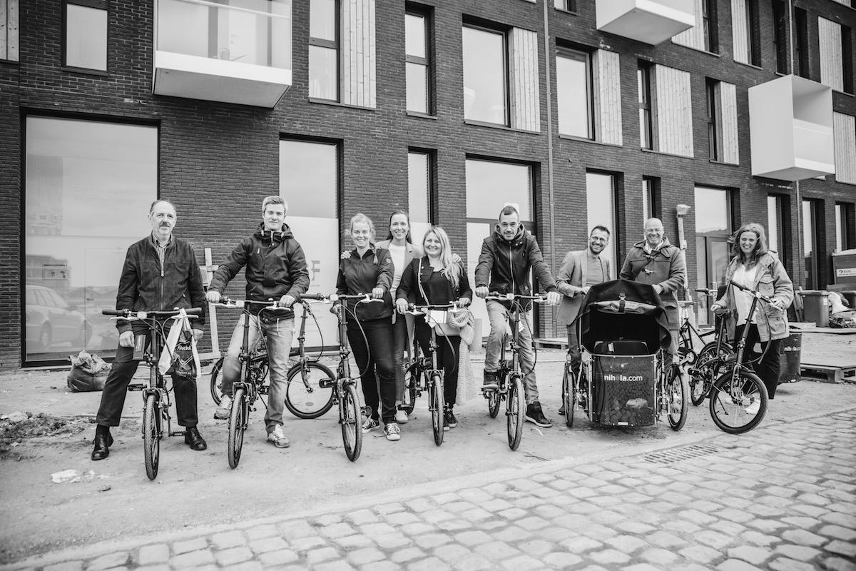 Depot Cadix zet in op duurzame mobiliteit